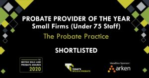 Probate Provider of the Year Small - The Probate Practice